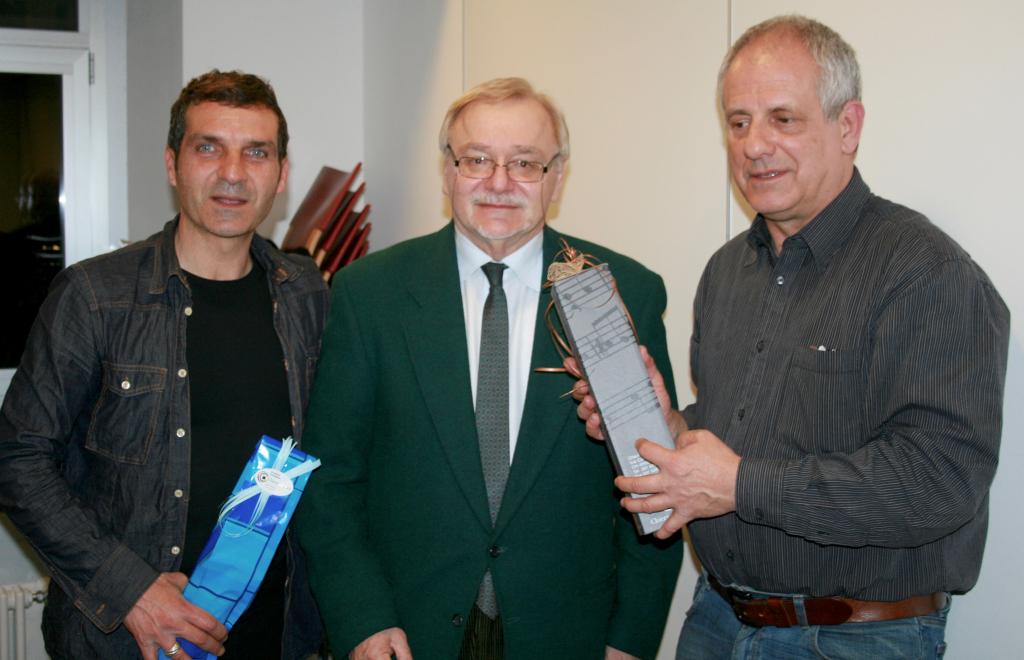 Graziano Monzeglio della Audio4 SA