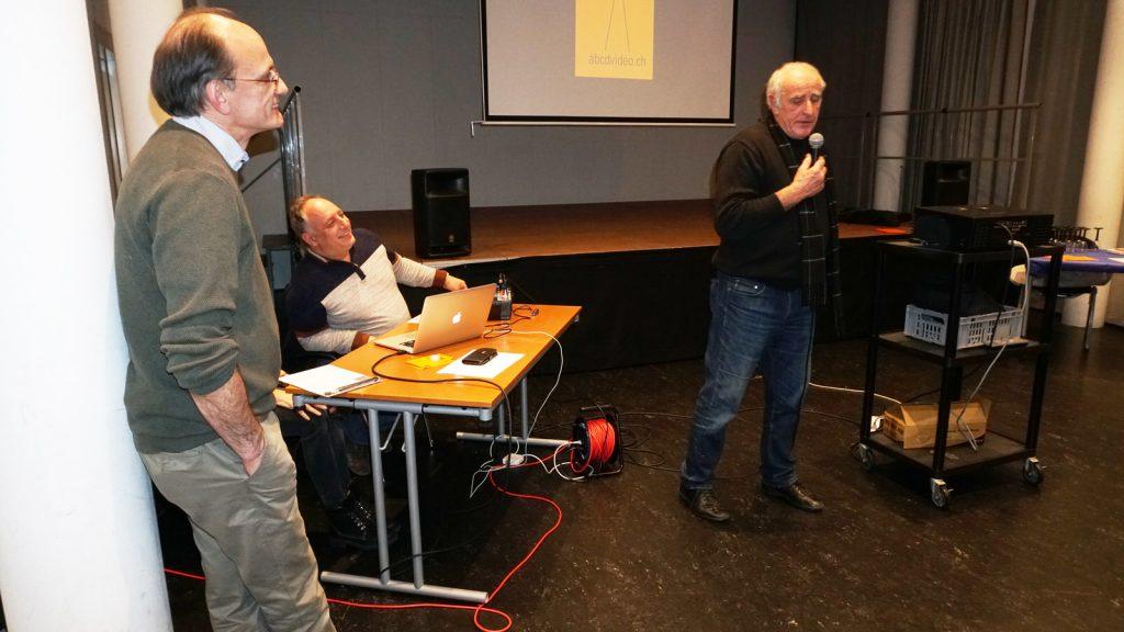 Alberto Fumagalli presenta il suo film